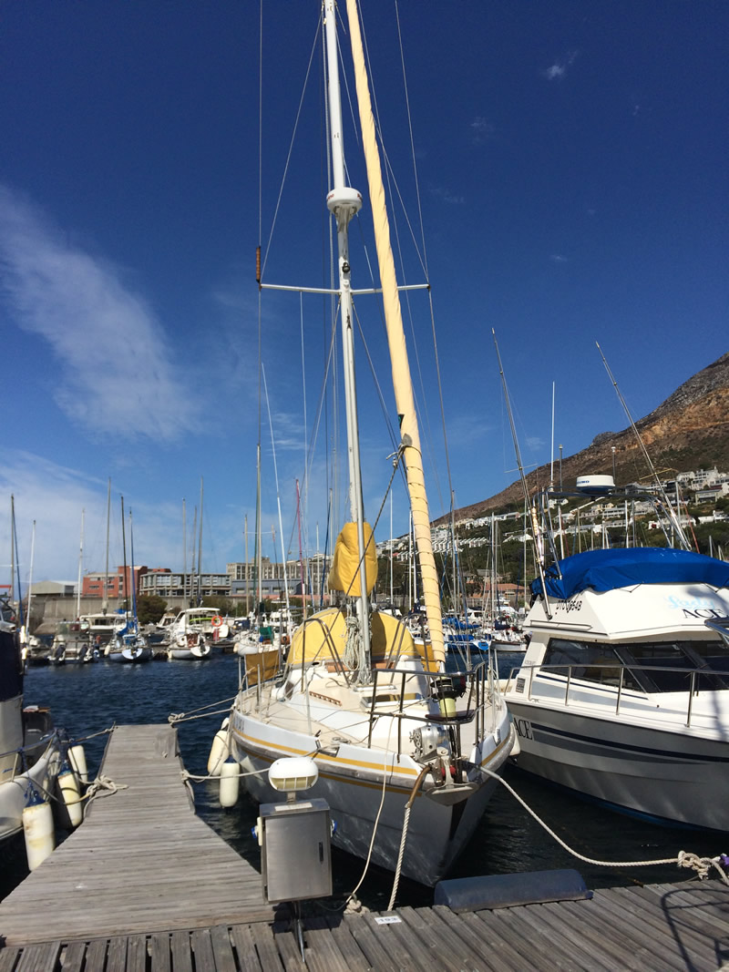 Buy a boat Cape Town South Africa